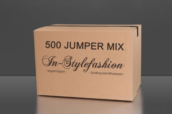 500  Stück Pullover aus unsere Kollektion