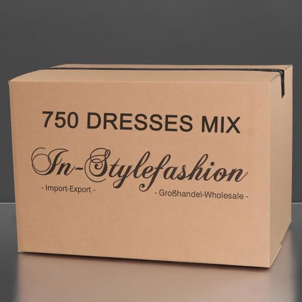 750  Stück Kleider aus unsere Kollektion