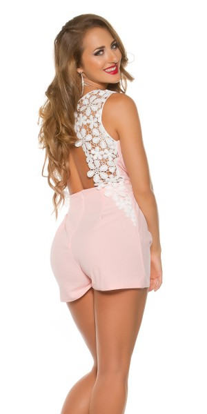Sexy Wickellook Playsuit sexy back