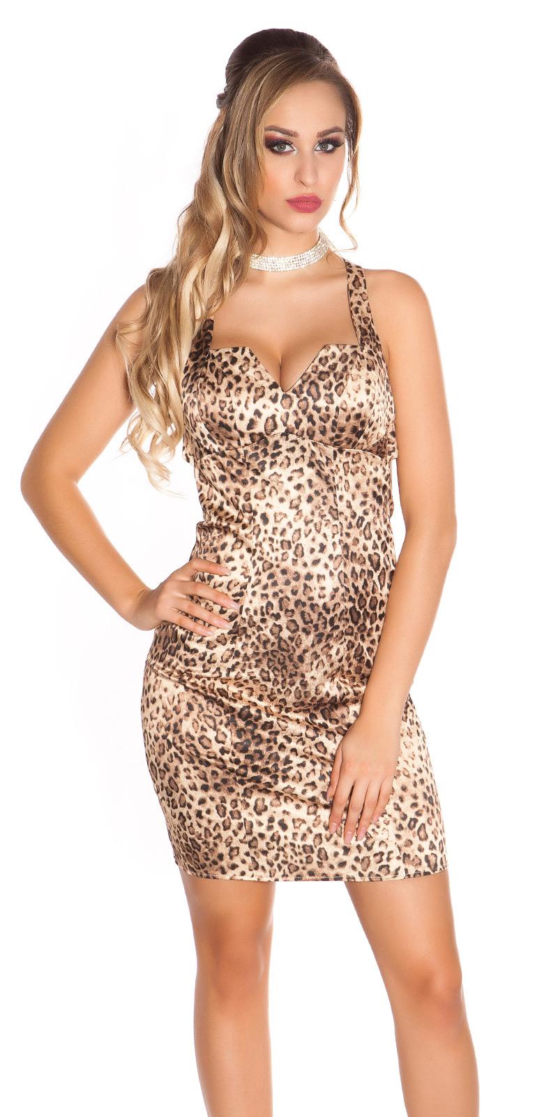 Koktejlové šaty 0000DCS05565 - Leo