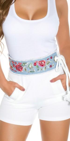 Trendy Taillen-Gürtel Boho-Style