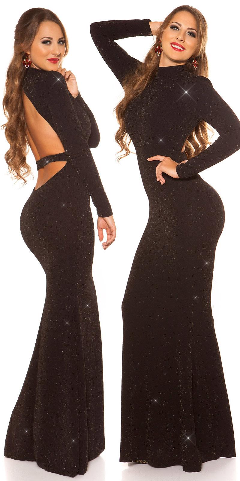 Plesové šaty 0000K198511 - blackgold
